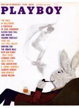 Списание Playboy 1960-10
