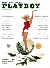 Списание Playboy 1960-12