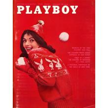 Списание Playboy 1961-02