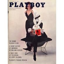 Списание Playboy 1961-09