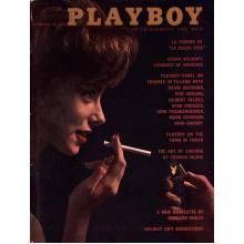 Списание Playboy 1961-11