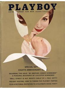 Списание Playboy 1961-12