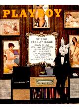 Списание Playboy 1962-01