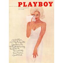 Списание Playboy 1962-02