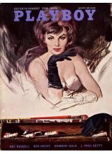 Списание Playboy 1962-03