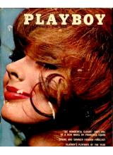 Списание Playboy 1962-04