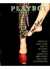 Списание Playboy 1962-07