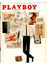 Списание Playboy 1962-09