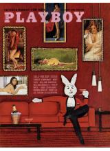 Списание Playboy 1963-01