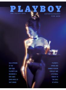 Списание Playboy 1963-04
