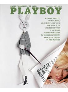 Списание Playboy 1963-06