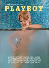 Списание Playboy 1963-10