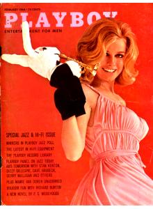 Списание Playboy 1964-02
