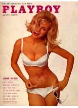 Списание Playboy 1964-07