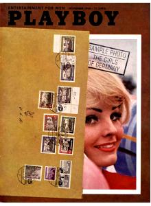 Списание Playboy 1964-11