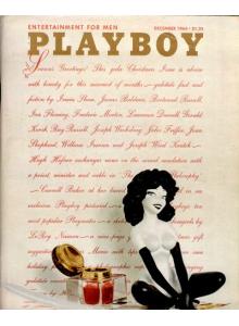 Списание Playboy 1964-12