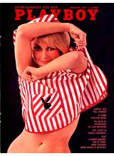 Списание Playboy 1965-02
