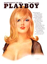 Списание Playboy 1965-03