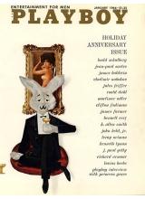 Списание Playboy 1966-01