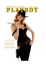 Списание Playboy 1966-06