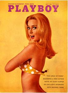 Списание Playboy 1967-07