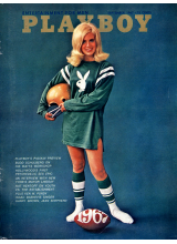 Списание Playboy 1967-09