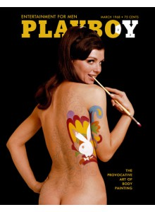 Списание Playboy 1968-03