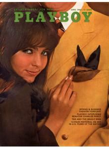 Списание Playboy 1968-04
