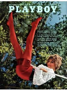 Списание Playboy 1968-07