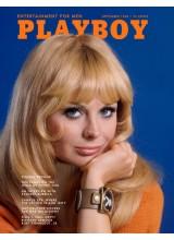 Списание Playboy 1968-09
