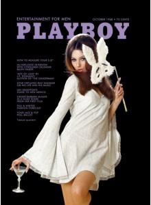 Списание Playboy 1968-10