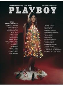 Списание Playboy 1968-12