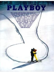 Списание Playboy 1969-11