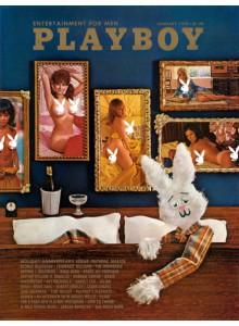 Списание Playboy 1970-01
