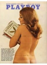 Списание Playboy 1970-02