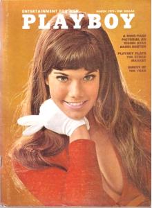 Списание Playboy 1970-03