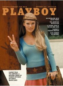 Списание Playboy 1970-09