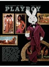 Списание Playboy 1971-01