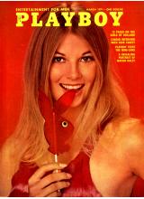 Списание Playboy 1971-03