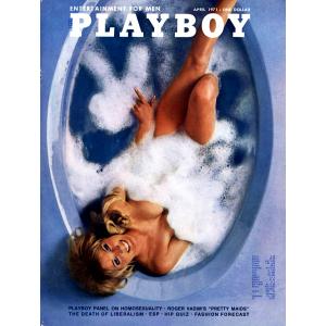 Списание Playboy 1971-04