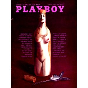 Списание Playboy 1972-03