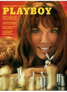 Списание Playboy 1972-05