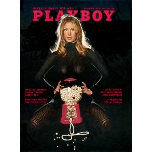 Списание Playboy 1972-11