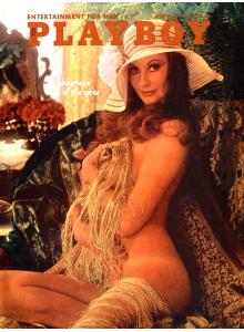 Списание Playboy 1973-06
