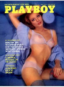 Списание Playboy 1974-05
