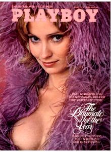 Списание Playboy 1974-06