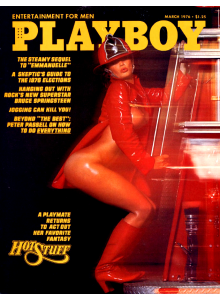 Списание Playboy 1976-03