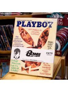 Списание Playboy 1976 Септември Дейвид Бауи Интервю
