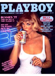 Списание Playboy 1977-11
