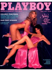 Списание Playboy 1978-04